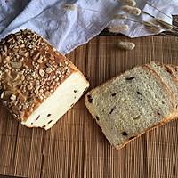 面包机版果干燕麦吐司#东菱Wifi云智能面包机#的做法图解23