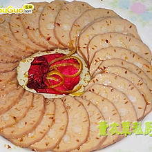 桂花糯米藕-——豆果美食