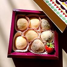 草莓大福&雪媚娘