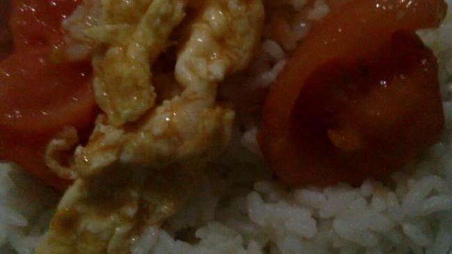 百吃不厌的番茄炒蛋的做法