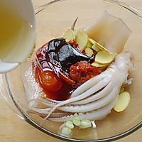 豆果独家:秘酱烤鱿鱼的做法图解3