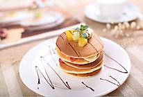 美味早餐小松饼的做法