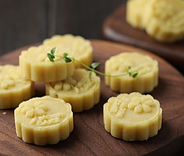 母亲节,我们做一份绿豆款糕可好!——绿豆糕的做法