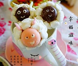 #我们约饭吧#棒棒糖蛋糕的做法