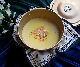 淡奶油布丁的做法