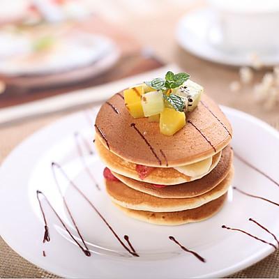 美味早餐小松饼