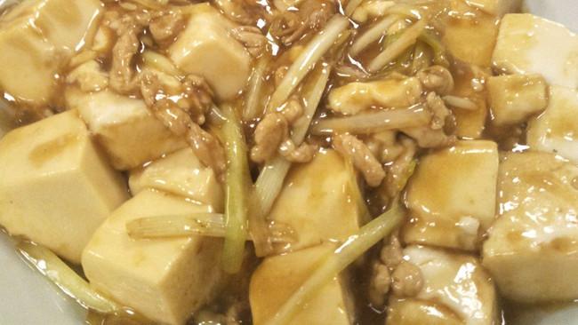 肉丝豆腐的做法