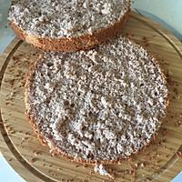 草莓双层芝士蛋糕的做法图解5