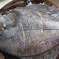 红烧偏口鱼的做法图解3