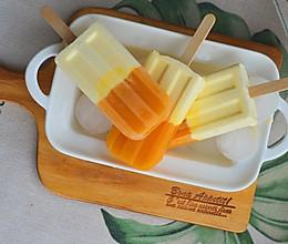 美善品之芒果奶油棒冰的做法