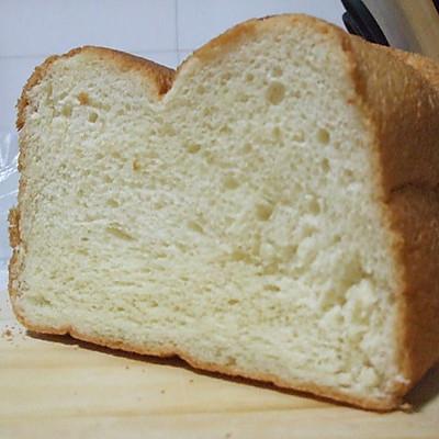 用面包机巧妙做简单面包