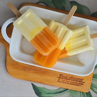 美善品之芒果奶油棒冰