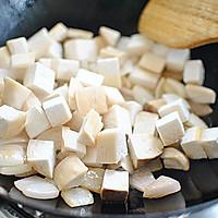 杏鲍菇黑椒牛肉粒的做法图解6