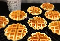 紫米华夫饼的做法