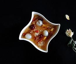 双耳桂圆红枣羹的做法