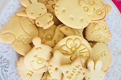 卡通造型小饼干