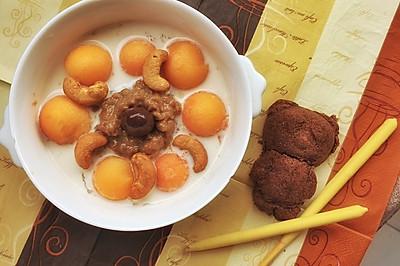官燕七龙珠,特色滋补早餐