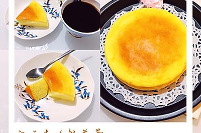 白巧克力舒芙蕾芝士蛋糕