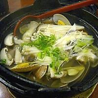 日式花甲汤的做法图解1