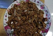 新疆美食-炒烤肉的做法