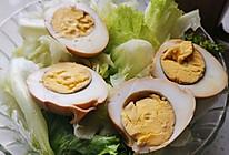 好吃又有营养的减脂餐五香卤鸡蛋的做法