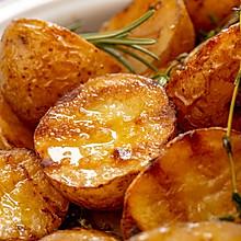 #秋天怎么吃#放荡土豆|脆软鲜甜