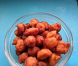 超简单的柿子丸子的做法