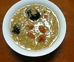 小米黑枣粥的做法