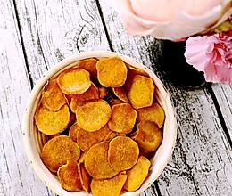 烤红薯片和红薯干的做法