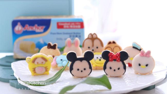 童趣酥香曲奇#安佳儿童创意料理#的做法