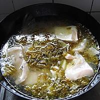 青花椒酸菜鱼的做法图解6