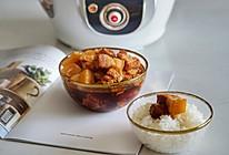 #就是红烧吃不腻!#红烧肉炖土豆的做法