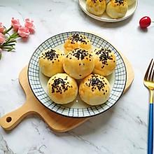 豆沙蛋黄酥#晒出你的团圆大餐#