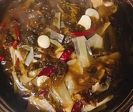 酸汤黄腊丁的做法
