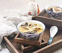 #相聚组个局#菌菇鸽子汤的做法
