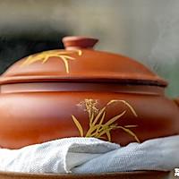 菌菇汽锅鸡|鲜美醇厚的做法图解7