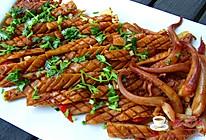 夏日鱿鱼的惹味吃法---烤鱿鱼的做法