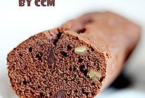 巧克力盐之花蛋糕#盛年锦食.忆年味#的做法