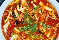 #饕餮美味视觉盛宴#家乐浓汤宝版~酸辣汤的做法