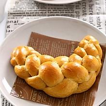 焦糖辫子面包