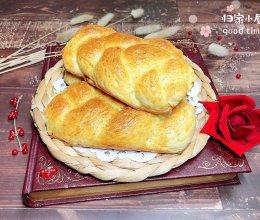 迷迭香奶精面包的做法