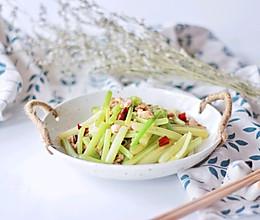 【一食呓语】芹菜炒肉丝的做法