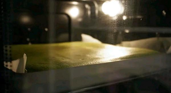 抹茶蛋糕片的做法