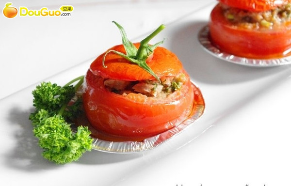 它乡风味:普罗旺斯乳羊番茄盅的做法