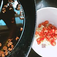 皮蛋擂椒#秋天怎么吃#的做法图解3