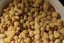 咸蛋黄金沙玉米粒的做法