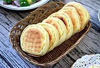 奶香玉米发面饼的做法