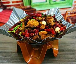 香辣干锅鸡的做法