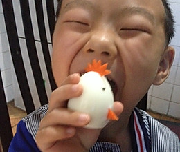 鸡蛋小鸡的做法