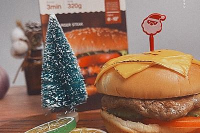 汉堡➕三明治,圣诞聚餐安排!